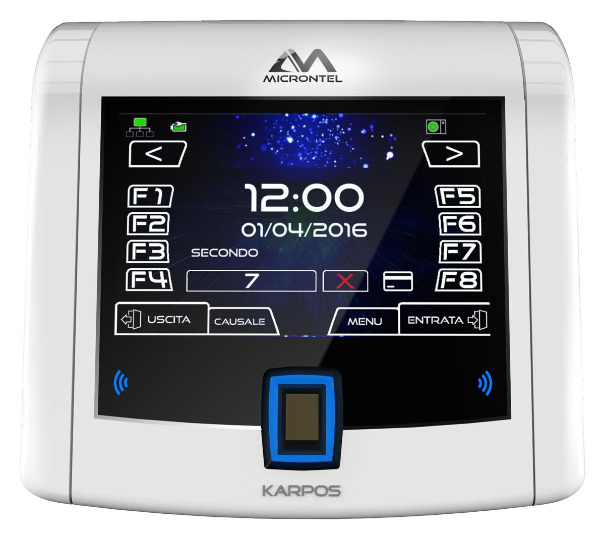 Rilevazione Presenze - MCT 900