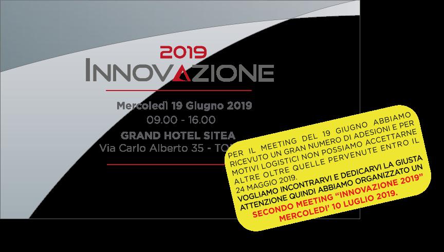 Innovazione 2019 (chiuso)